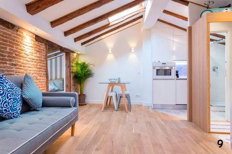 Una pequeña vuelta por el mundo deco con Airbnb