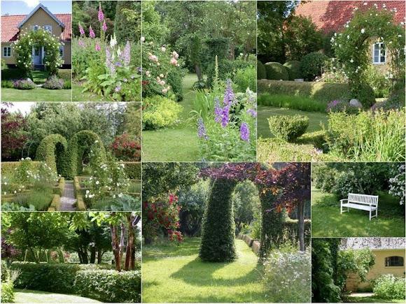 I haven hos evigglade ♥: tag med pÅ besØg i danmarks smukkeste have