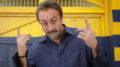 Sanju HD Pics Ranbir Kapoor