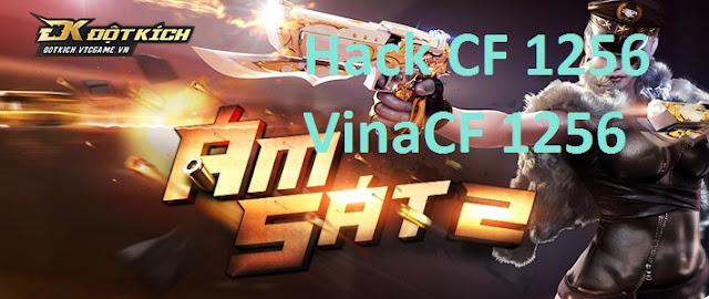 Hack  VinaCF 1256 : Phiên Bản Ám Sát 2