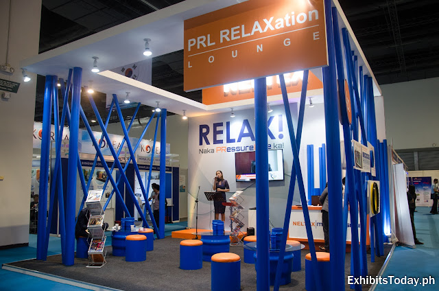 PRL Relaxation Lounge
