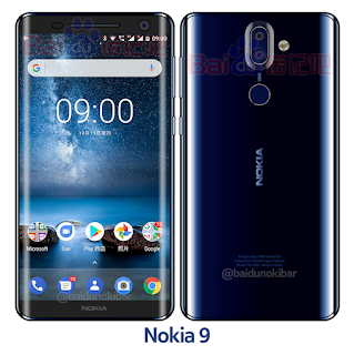 Nokia 9 is coming to give competition to all smartphones, you will be surprised to know the price