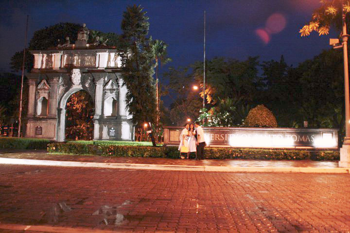 arch of the centuries, ust