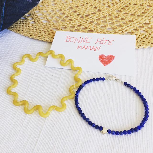 bracelets fête des mères - bonne fête maman