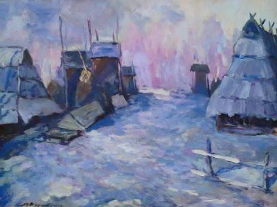 Дуфинец М, Утро в Либожры, 2012