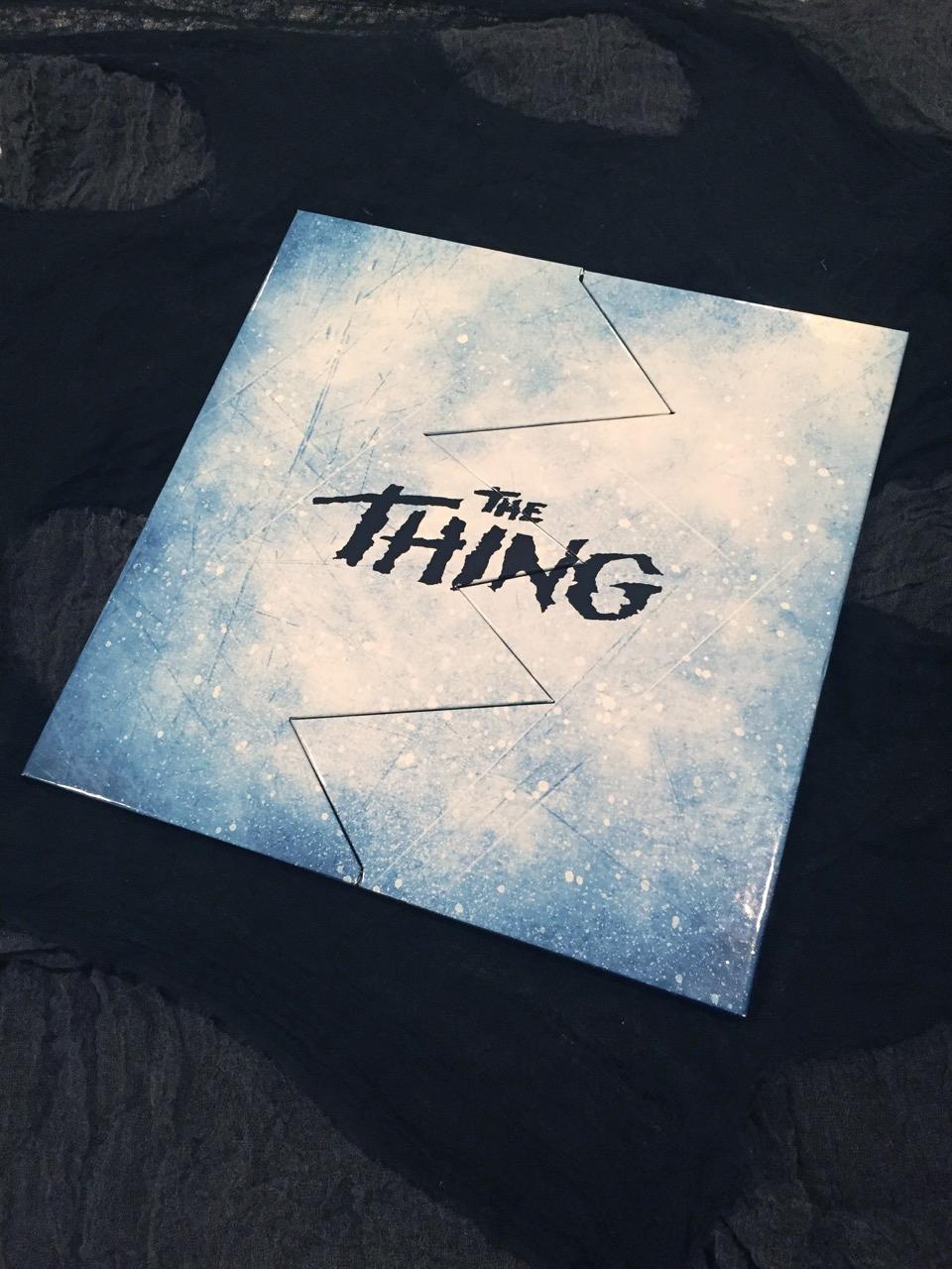 Waxwork Records Quot The Thing Quot Deluxe Vinyl Soundtrack