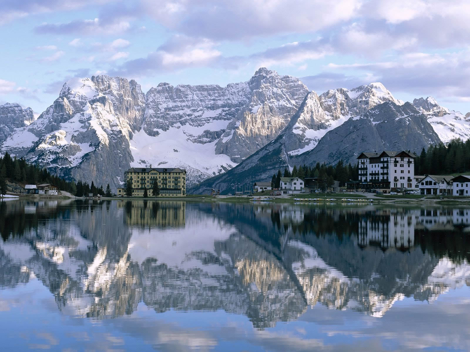 where in italian dolomites - photo #1