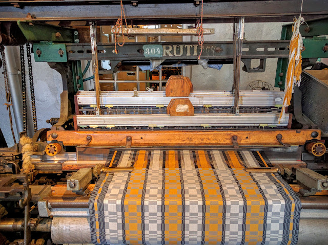 Loom in Norrköping, Sweden