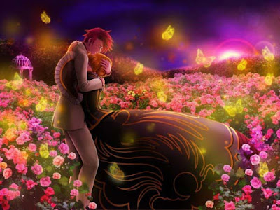 romantic-love-couple-3d-wallpaper
