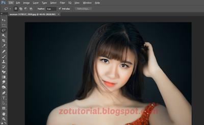 Tutorial Membuat Efek Sensor Foto Menggunakan Photoshop
