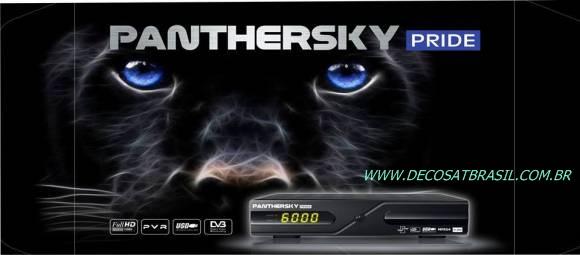 ATUALIZAÇÃO PANTHERSKY PRIDE HD v2.59 - 20/02/2016