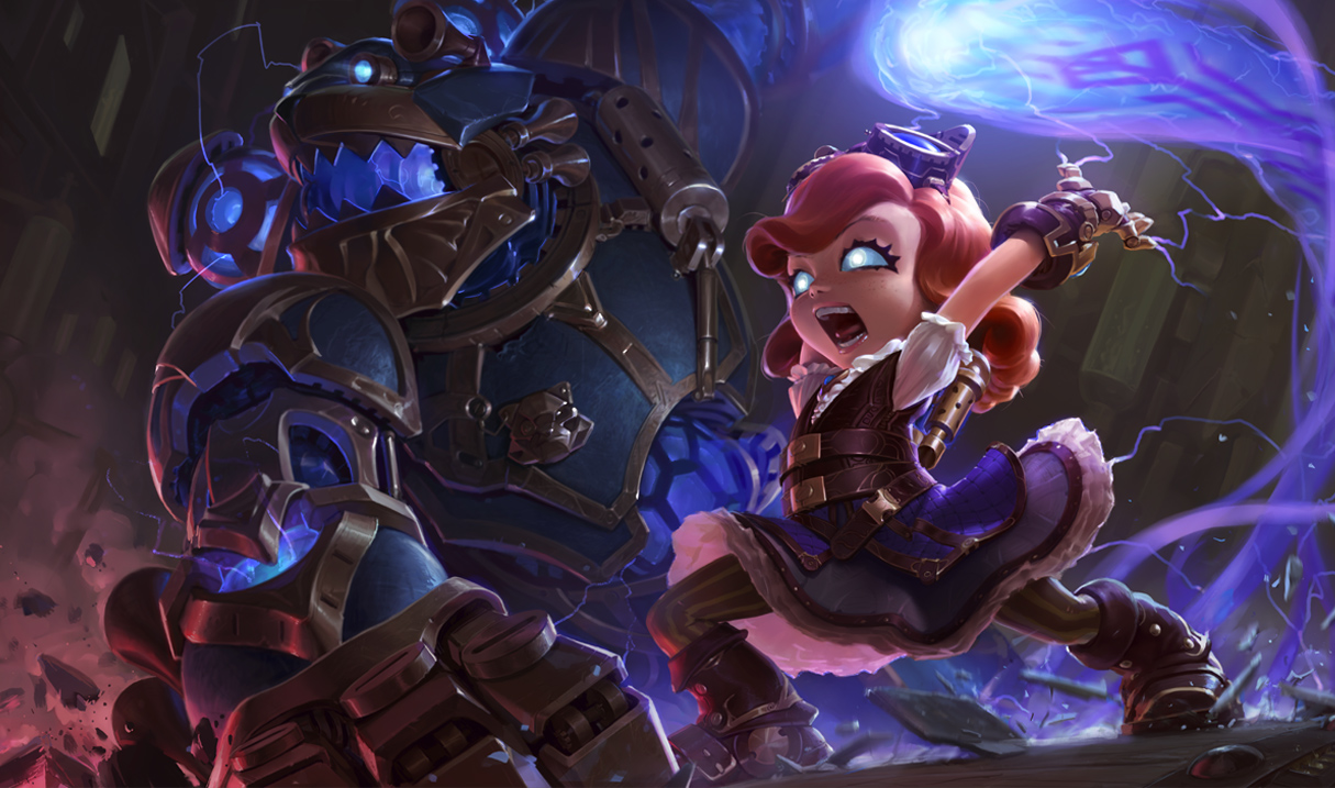 annie original splash art - photo #11