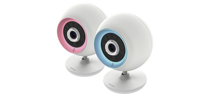 D-Link DCS-820L mydlink Cloud Wi-Fi Baby Camera Lite