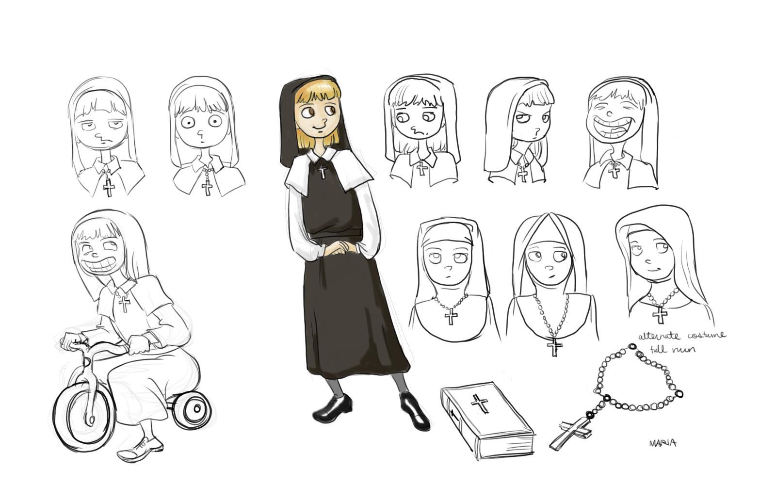 Liston Sketch