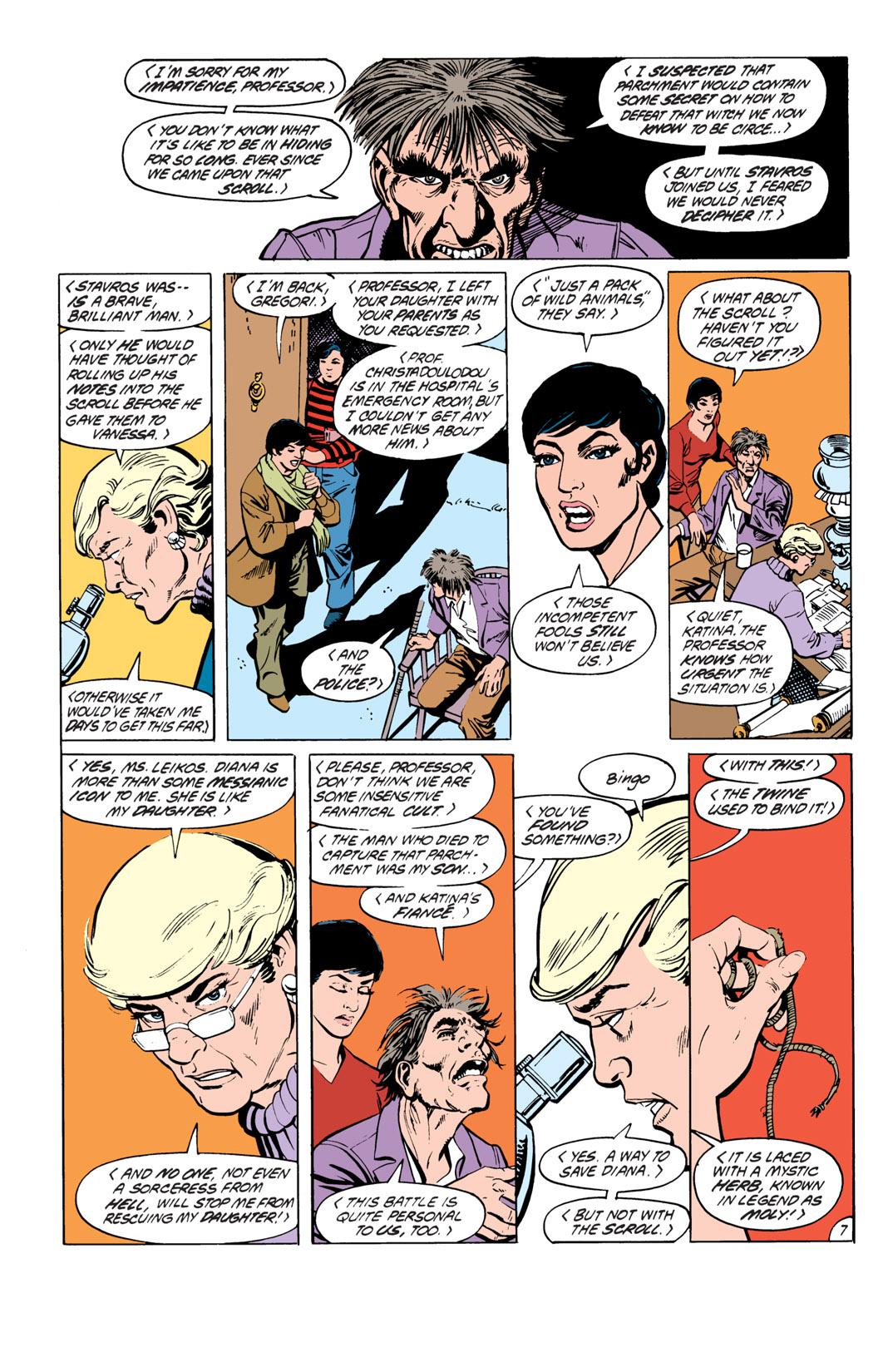 Read online Wonder Woman (1987) comic -  Issue #19 - 8