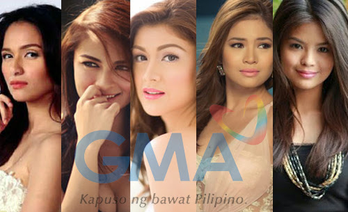 GMA Network's TV Line-up for 2014 ~ Pinoy Showbiz Daily