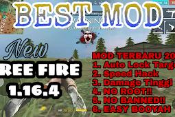 [MOD TERBARU] Free Fire Battlegrounds 1.16.4 - Big Damage, Easy BOOYAH, DLL