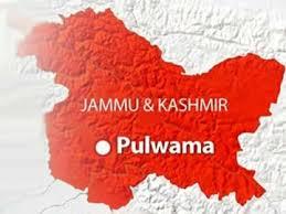 کشمیر' پلوامہ :عسکریت پسندوں کی طرف سے کئے گئے حملہ میں پولیس ملازم ہلاک