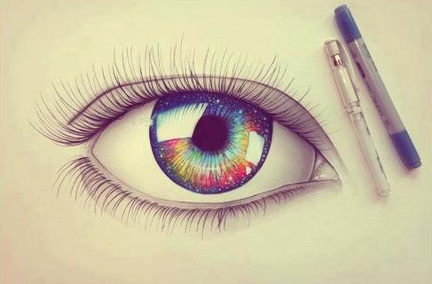 como desenhar olhos realistas alelson desenhista