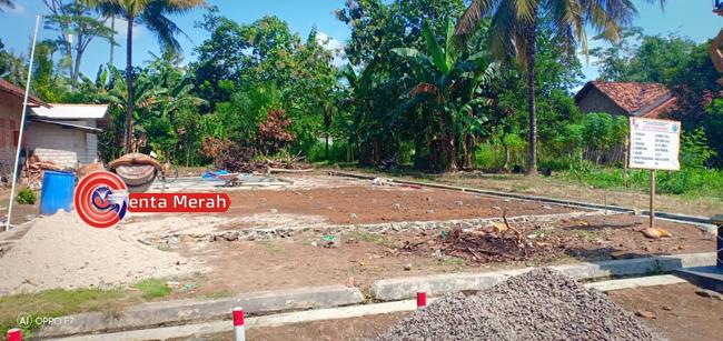 Galakan Kesehatan Warga, Kades Sukaharjo Prioritaskan DD Bangun Lapangan Volly dan Posyandu