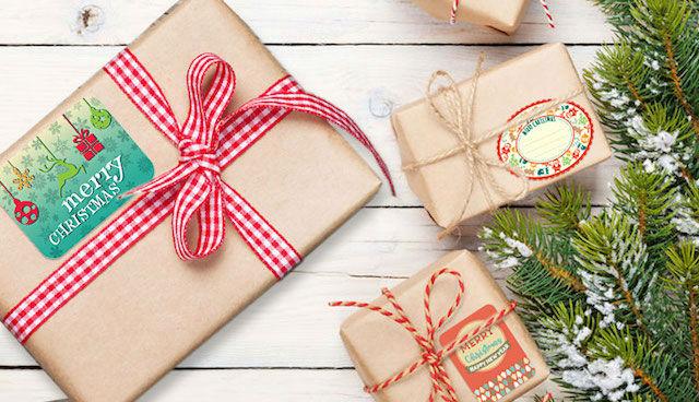 Personalizar tus regalos con etiquetas imprimibles gratis