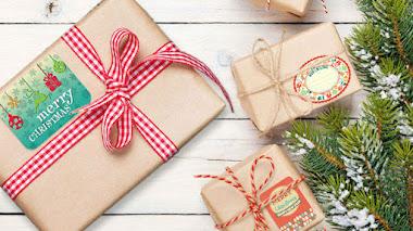 Personaliza tus regalos con estas etiquetas imprimibles ¡Gratis!