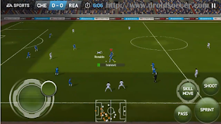 Download Realistic Gameplay FIFA 14 Mod 2018 by Adipradana