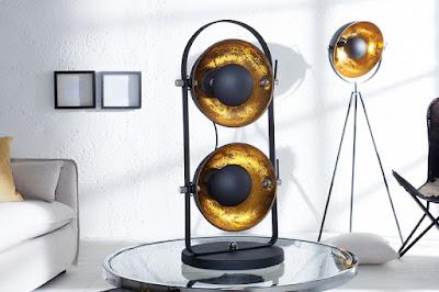 www.nabytek-rection.cz, designový nábytek, kovové lampy