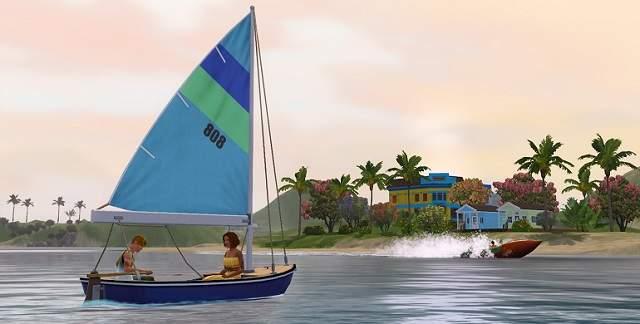 THE SIMS 3 ISLAND PARADISE-MULTI-CRACK