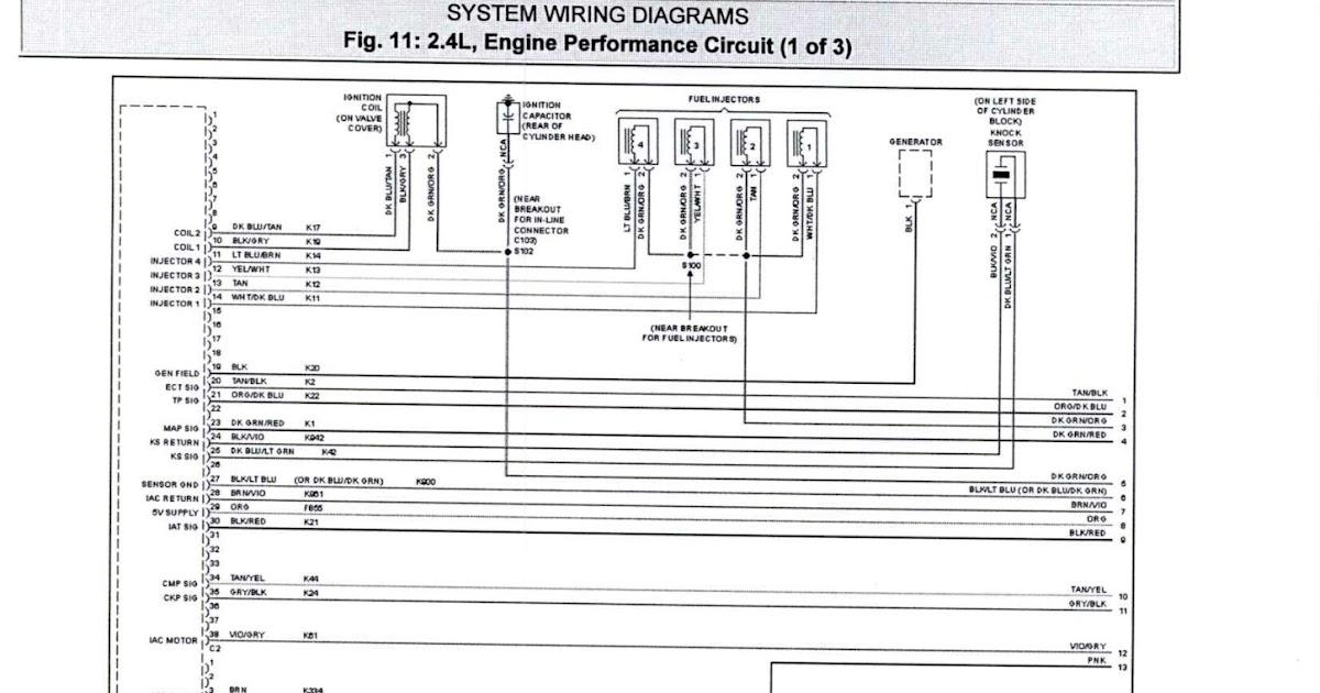 epaul garage sistema el trico chrysler pt cruiser 2 4l 2006. Black Bedroom Furniture Sets. Home Design Ideas