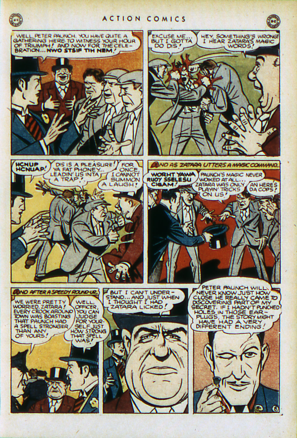 Read online Action Comics (1938) comic -  Issue #79 - 50
