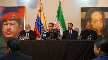 Venezuela-Irán realizarán Novena Comisión Mixta en los próximos meses
