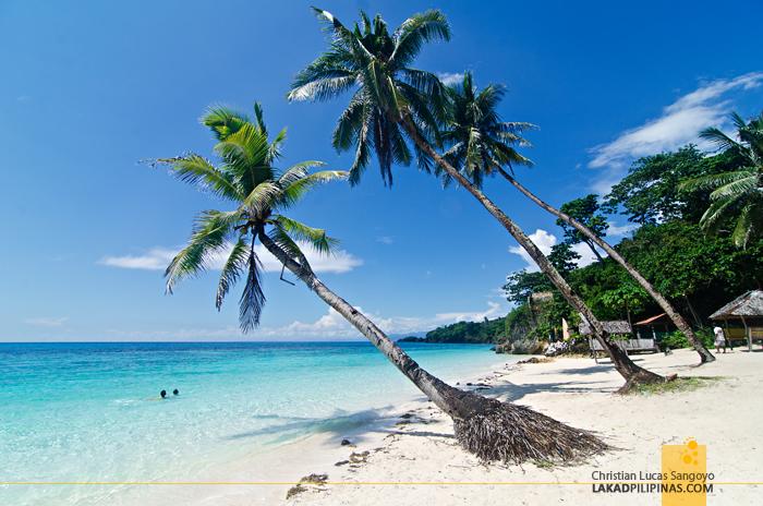 Carabao Island Romblon Beach