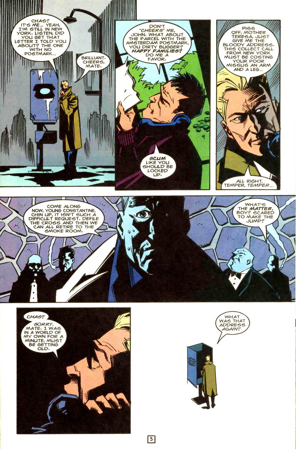 Swamp Thing (1982) #169 #177 - English 6