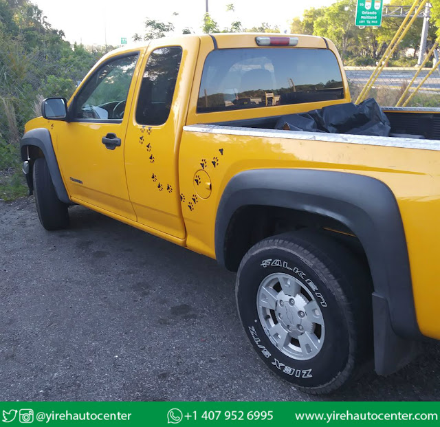 Chevy Colorado 2005 - Yireh Auto Center