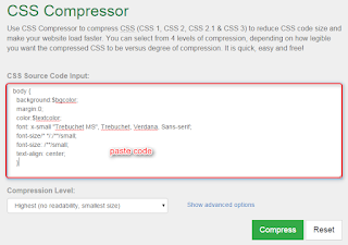 Cara Memperkecil Ukuran CSS
