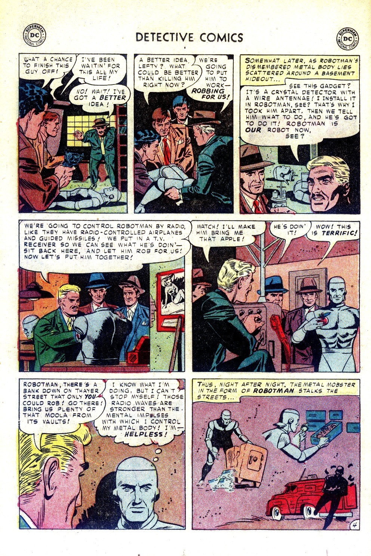 Read online Detective Comics (1937) comic -  Issue #188 - 20
