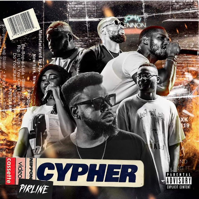 Pirline - Cypher (Rap) [Download] baixar nova musica descarregar agora 2019