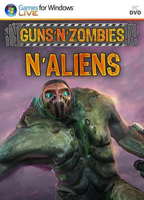 تحميل لعبة Guns N Zombies N Aliens برابط مباشر + تورنت