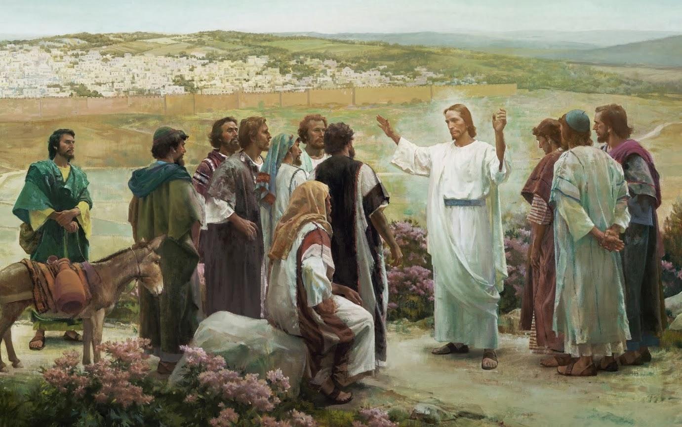 JESUS-SCRIPTURES