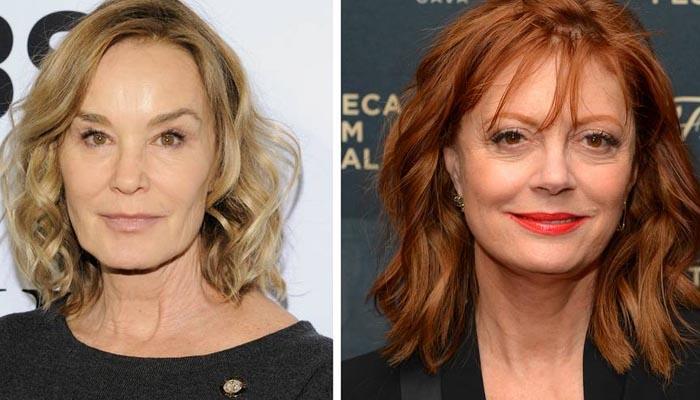 Jessica Lange e Susan Sarandon vão estrelar série de Ryan Murphy sobre Joan Crawford e Bette Davis