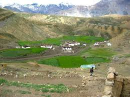Kaza-chandar-tal-lake