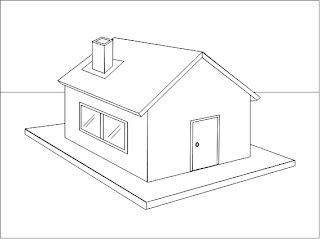INFORMATION: HOW TO DRAW A HOUSE IN MS WORD