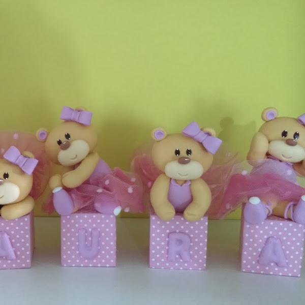 Cubos de Ursas Bailarinas