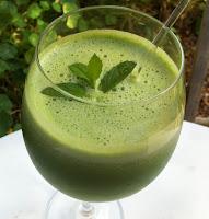 jugo de alcachofa