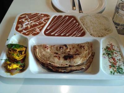 Veg Platter by QD's Restaurant, Hudson Lane, Gtb Nagar, Delhi