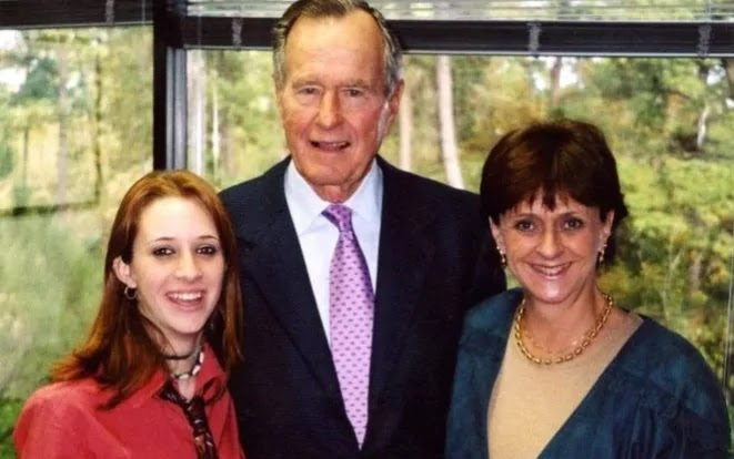After All These Years Is Bush >> Gangsters Out Blog George Bush Sr Still Groping After All These Years