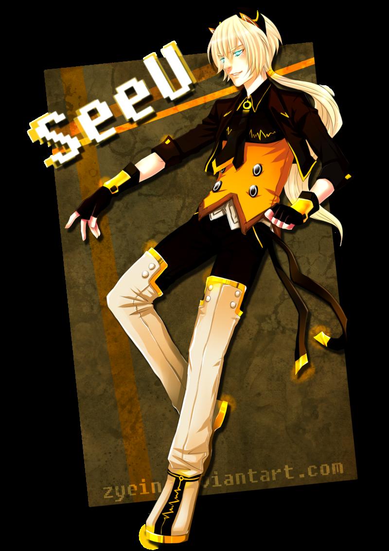 Vocaloid Seeu | Sleep And Dreaming