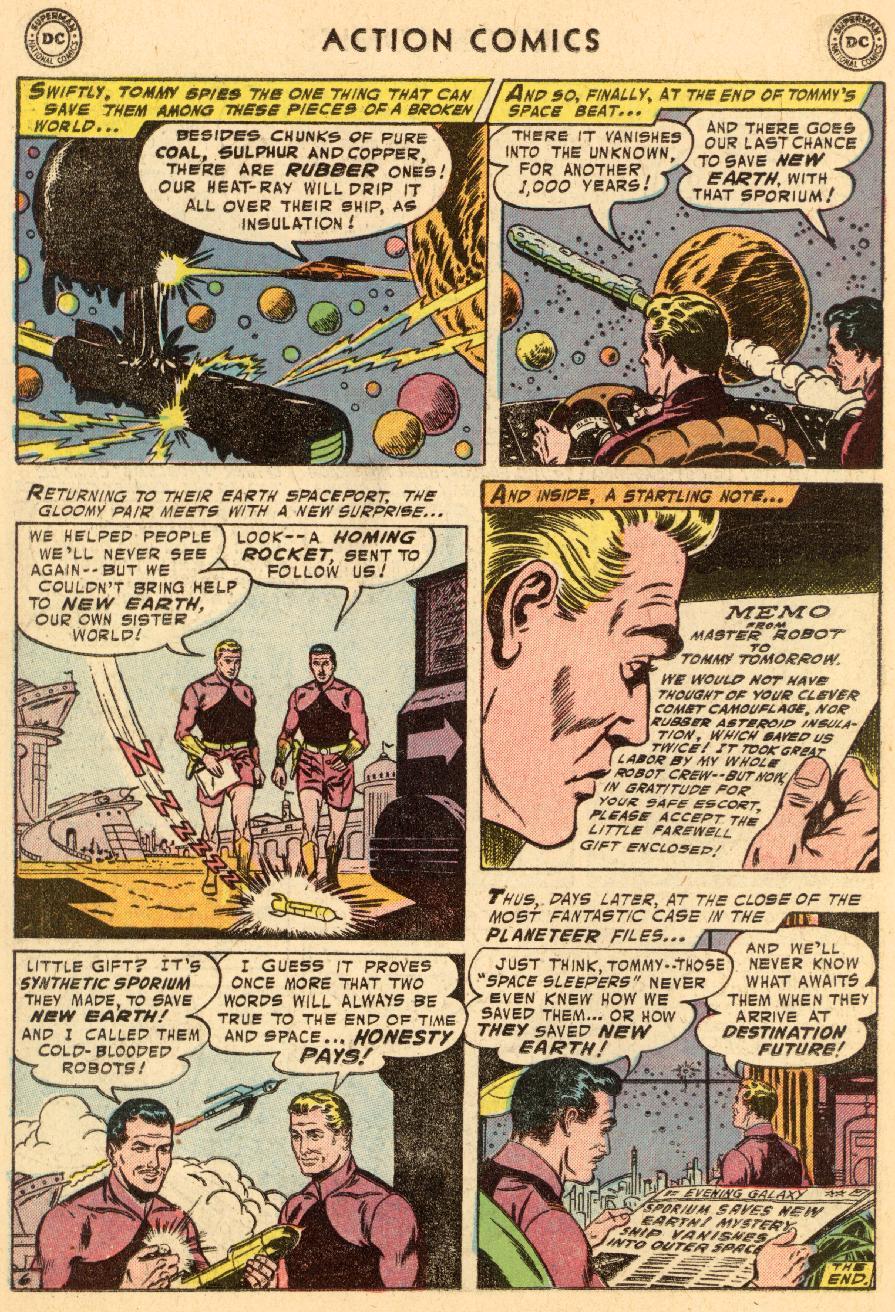 Action Comics (1938) 206 Page 21