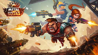Metal Squad : Shooting Game Mod Coin Apk Terbaru v1.6.3 For Android